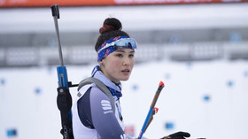 Italian Summer for Australian Biathlete: White Planet #52