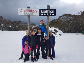 Future Stars Weekend Training Mt Hotham