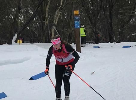Australian Biathlon Championships 2017 - Day 1