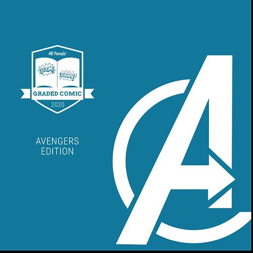 Graded Comic: Avengers Edition