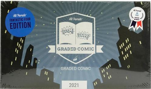 Fantastic Four Graded Comic Edition Hobby Box