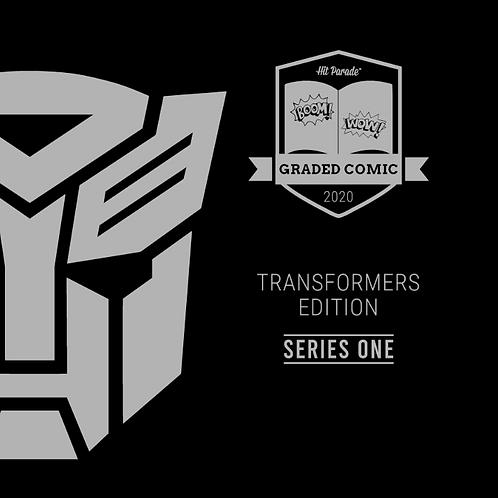 Transformers Graded Comic Edition