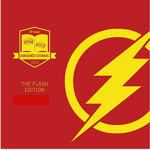 Graded Comic:The Flash Edition
