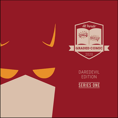 Daredevil Graded Comic Edition Hobby Box
