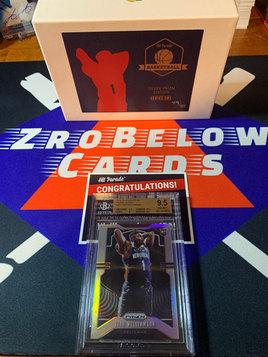 ZroBelow Cards