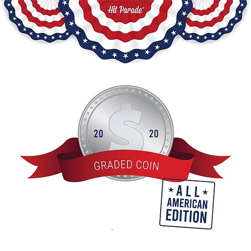Graded Coin All American Edition