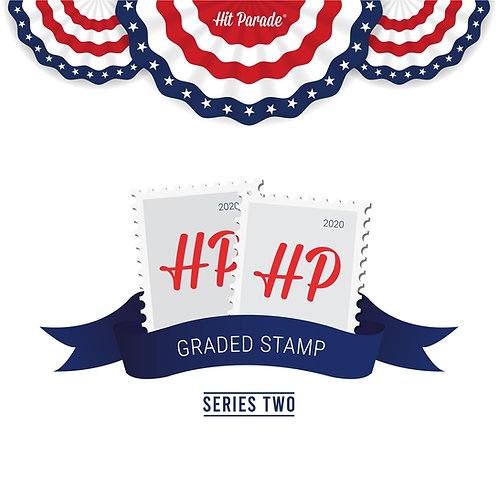 Hit Parade Graded Stamp Edition