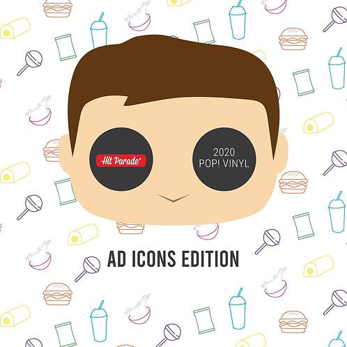 POP Vinyl Ad Icons Edition
