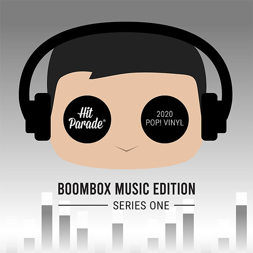 POP Vinyl Boombox Music Edition Hobby Box
