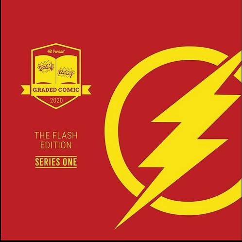 Graded Comic:The Flash Edition