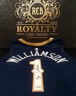 Royalty Card Breaks