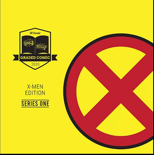 X-Men Graded Comic Edition Hobby Box