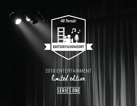 Entertainment Limited Edition Hobby Box
