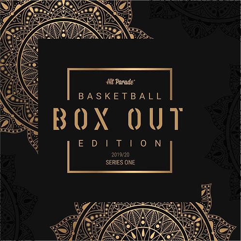 Basketball BOX OUT Edition Hobby Box
