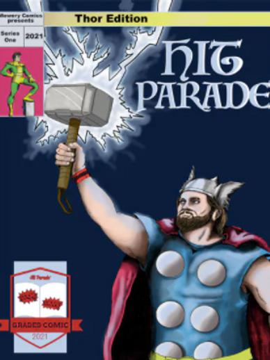 Thor Graded Comic Edition