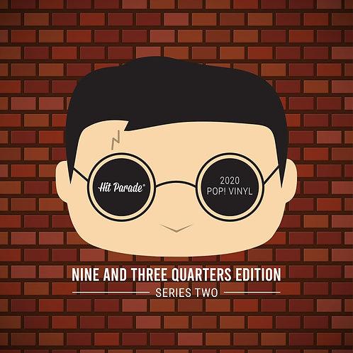 Hit Parade POP Vinyl Nine and Three-Quarters