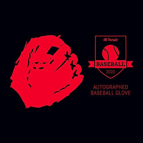 Autographed Baseball Glove