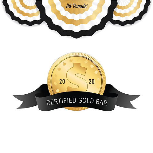 Certified Gold Bar Edition