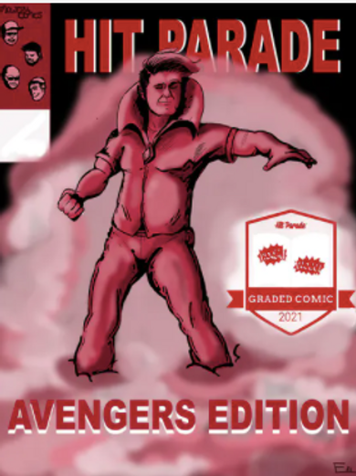 Avengers Graded Comic Edition