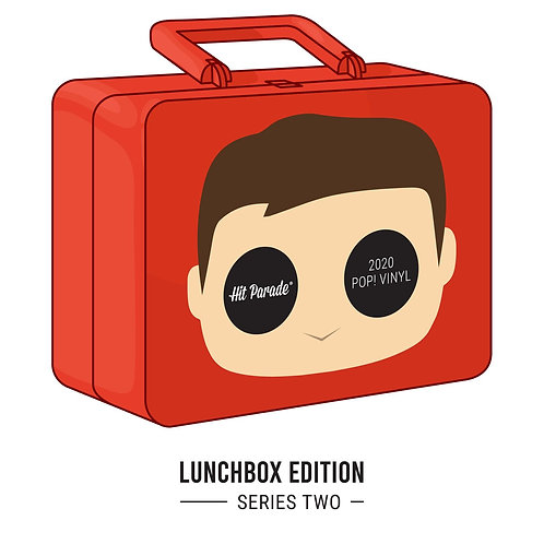 Hit Parade POP Vinyl Lunchbox Edition Hobby Box