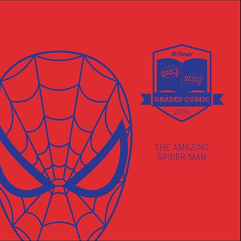 Graded Comic: The Amazing Spider-Man