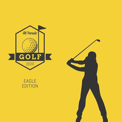 Autographed Golf EAGLE Edition Hobby Box