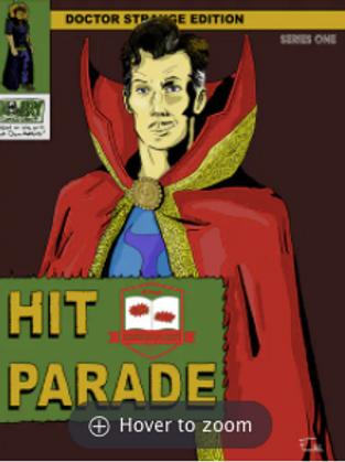 Dr. Strange Graded Comic Edition