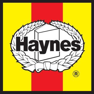 Haynes Service & Maintenance Manuals