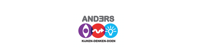 Logo Anders kijken-denken-doen