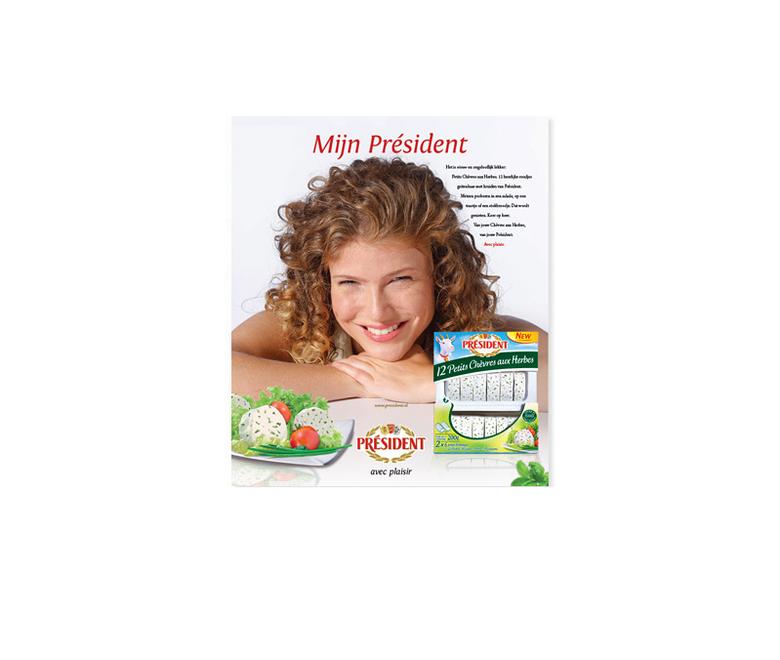 Advertising Président