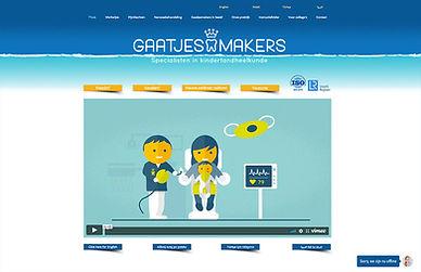 Website Gaatjesmakers