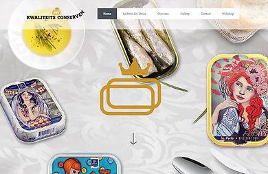 Website Kwaliteitsconserven