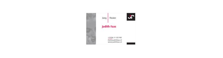 Logo Judith Faas