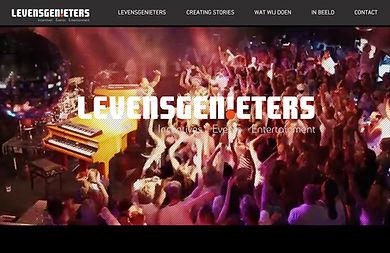 Website Levensgenieters