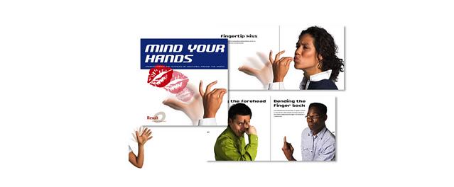 Gestures book