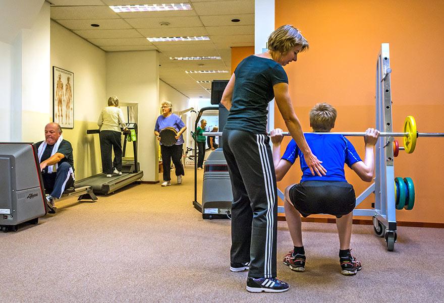 Fysiotraining
