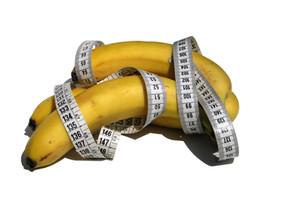 Los panqués de plátano no engordan.