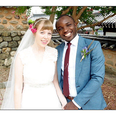 Fabrice & Kirsten Kamaha
