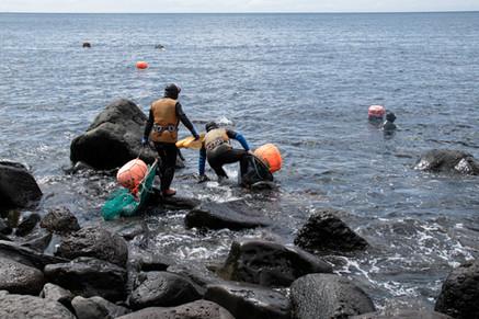 The Jeju Haenyo Women Divers (Granny Divers)