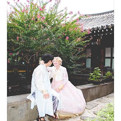 이윤성  & 샤이엔