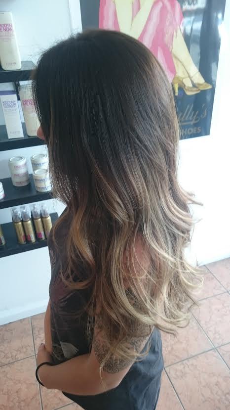 hairdresser caringbah lavish