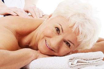 aged care massage grindas