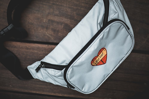 "SE ""Vol.One"" 3M Side Bag (Gray Reflective)"