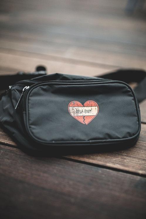 """SE """"Vol.One"""" 3M Side Bag (Black Reflective)"""