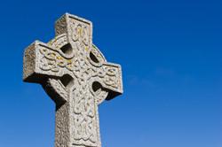 Beautiful Celtic cross