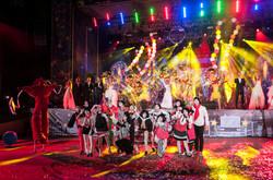 City prom in Rostov-on-Don 2017