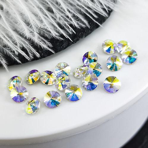 Риволи LUX ~crystal Aurore Boreale~ 6мм