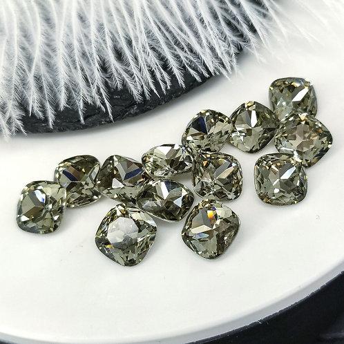 Кушоны LUX ~black diamond~ 10мм