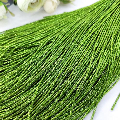 Трунцал мягкий 1,5мм ~ цвет светло зеленый (5гр)