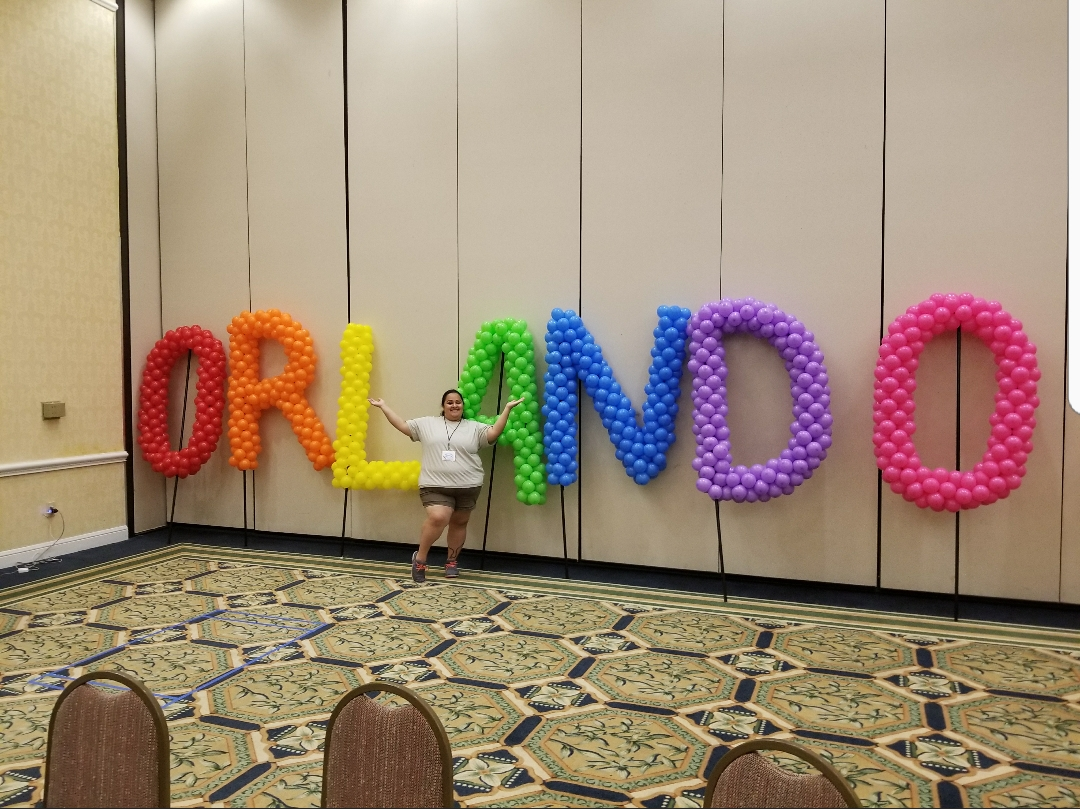 Orlando Letters